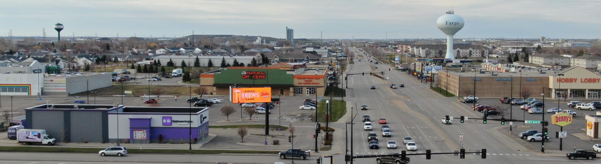 Fargo Digital Billboard